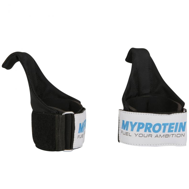 Test accessoire musculation:   Iron Hooks de myprotein