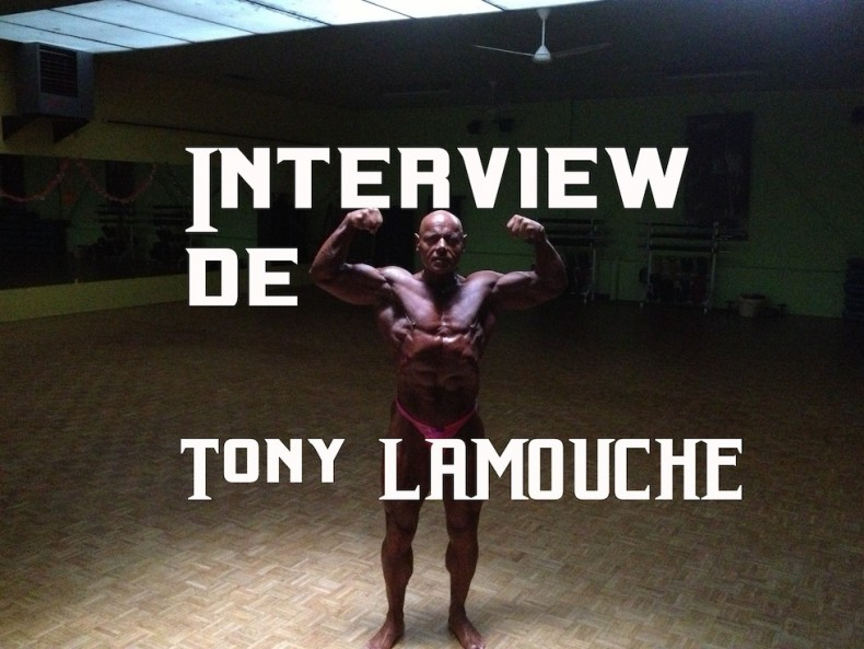 Interview de Tony LAMOUCHE, Un très grand champion à L'Iron GyM  ORLEANS (45)