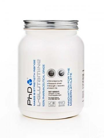 Test complement santé:   L-Glutamine de PHD