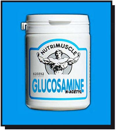 Test complement santé : N-Acétylglucosamine deNutrimuscle : Lutte contre les douleurs aux articulations