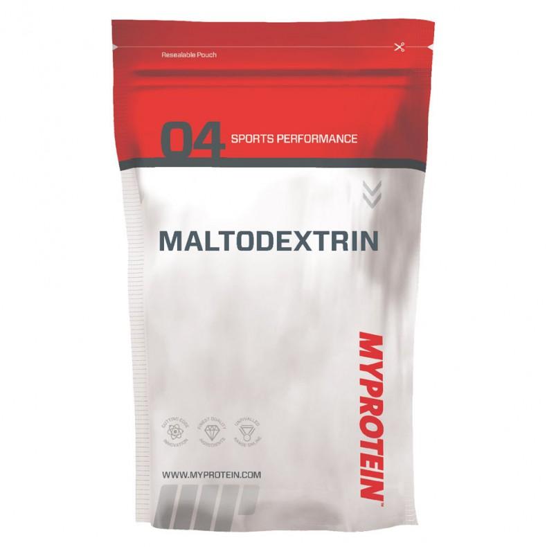 Test complement alimentaire : maltodextrine de  Myprotein