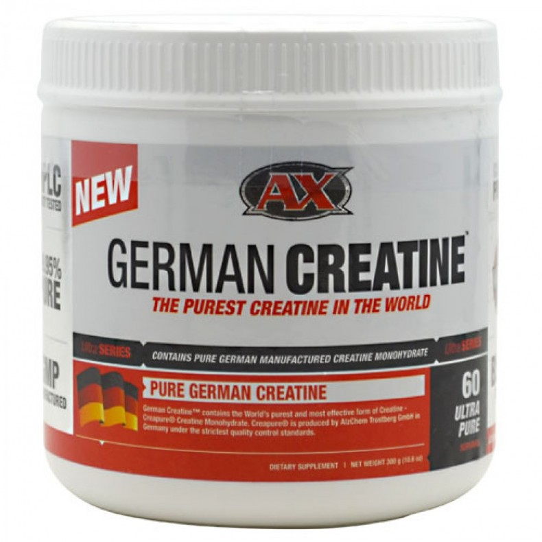 Test complement alimentaire :  German Creatine d'Athletic Xtreme