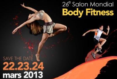 Reportage: Un aperçu du Salon Body Fitness PARIS 2013