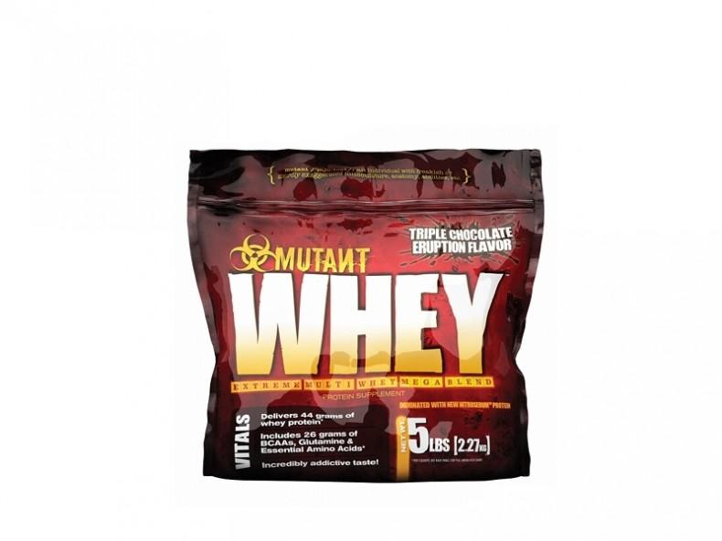 Test complement alimentaire :Mutant Whey de PVL (Nouvelle formule)