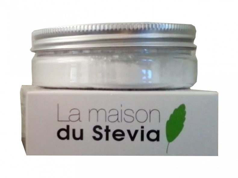 Test complement santé :  Stevia et  l'Inuline Stevia : Une alternative au sucre