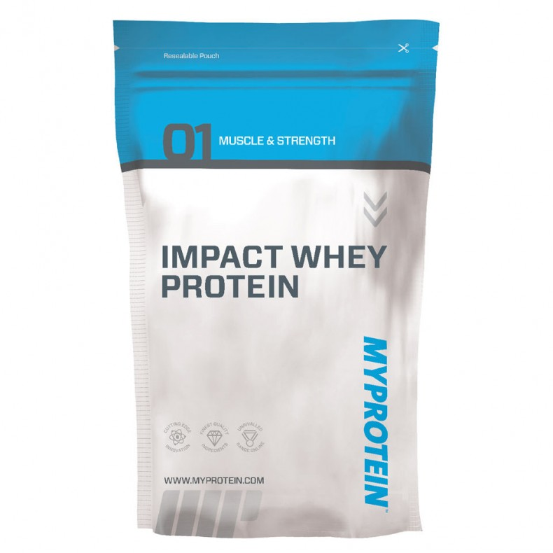 Test complement alimentaire : impact Whey Protein de  Myprotein
