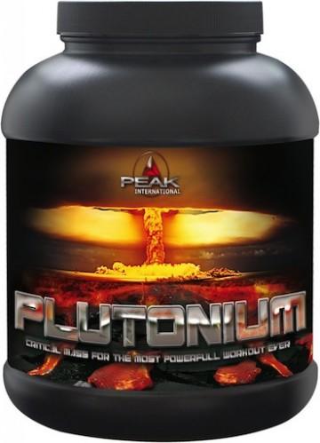 Test complement alimentaire :  Booster plutonium de Peak