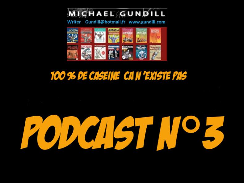 Podcast n°3 : Magouilles dans les compléments alimentaires? – Michael Gundill