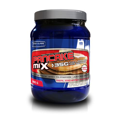 Test complement alimentaire : Pancake Mix de FirstClassNutrition