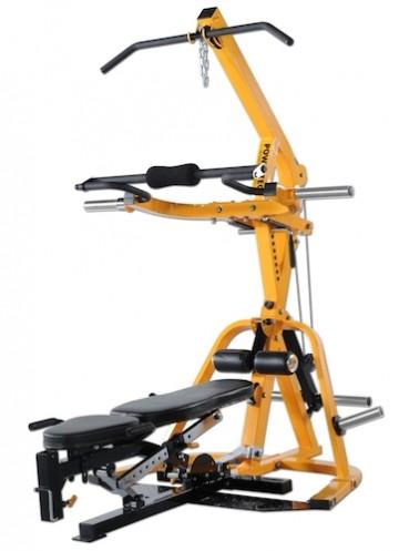 Test appareil Musculation :  MultiPro 2013 de Chez POWERTEC