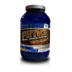 Test complement alimentaire :  Gainer AMG de chez FirstClassNutrition