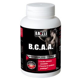 Test complement alimentaire : BCAA caps de EA-FIT
