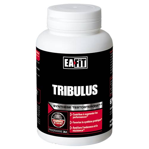 Test complement alimentaire :   Tribulus de EA-FIT