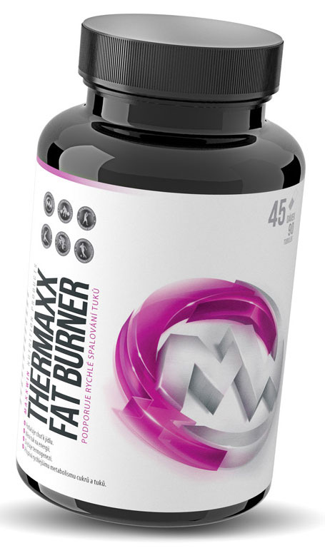Test complement alimentaire : bruleur Thermaxx Fat Burner de Maxxwin Nutrition