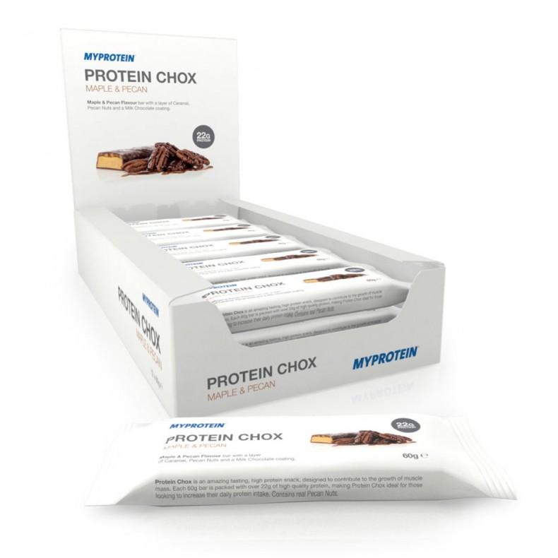 Test complement alimentaire : Barres protein Chox de Myprotein