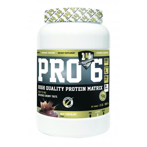 Test complement alimentaire : Proteine Pro6 de Supérior14