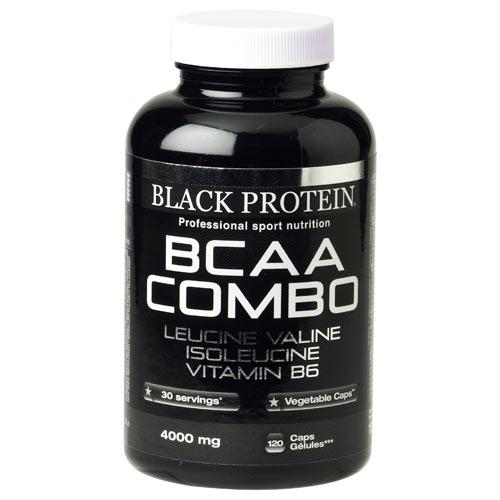 Test complement alimentaire : des BCAA Combo de Black Protein