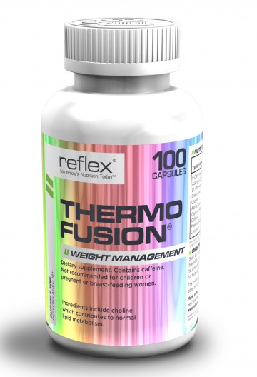 Test complement alimentaire :  du Thermo Fusion de Reflex Nutrition