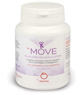 Test Complement Santé : LeNuMove de Nutriting