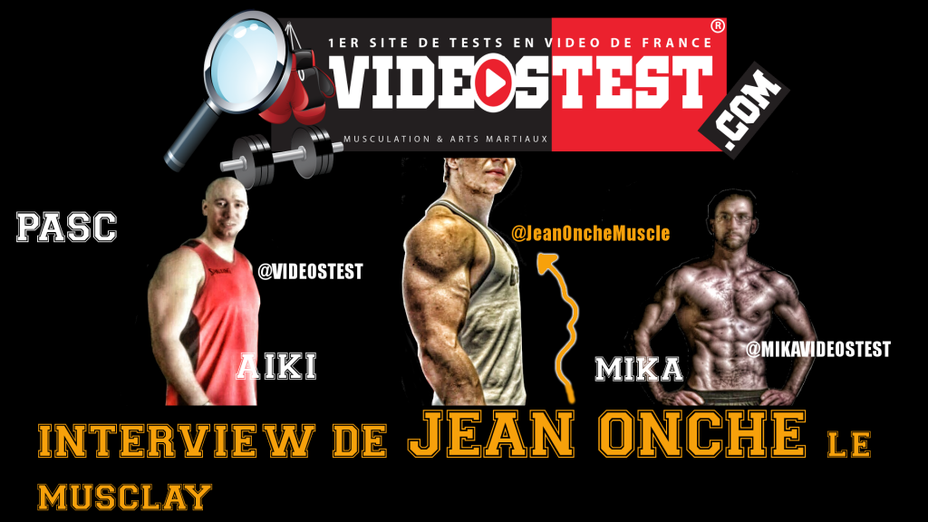 Podcast 14 : Interview de Jean Onche LE MUSCLAY – Youtubeur délirant et instructif à la fois