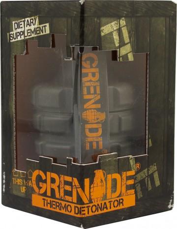 Test Complement alimentaire:  Le bruleur Thermo Detonator de Grenade