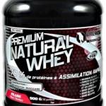 Premium Natural Whey de Premium  Nutrition by Patrick Ostolani avis test review