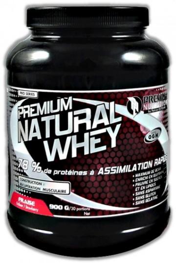 Test complément alimentaire : La premium Natural Whey de Premium  Nutrition by Patrick Ostolani