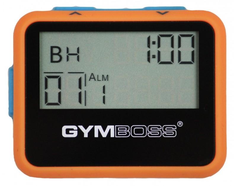 Test accessoire musculation : Minuteur d'intervalles Gymboss  (Interval Timer de Gymboss)