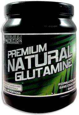 Test Complément Alimentaire Santé : Premium Natural Glutamine par PN Ostolani