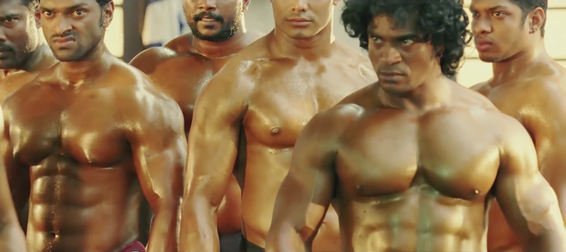 Du muscle, de l'action à la sauce Bollywood