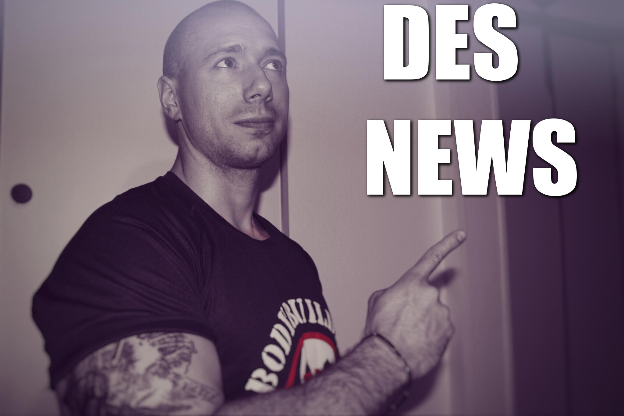 VLOG : Des news
