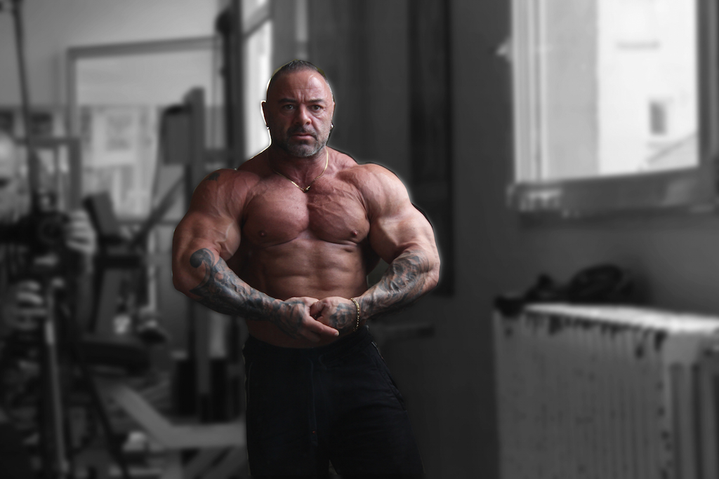 Teaser : Je deviens Bodybuilder avec Patrick Ostolani, Athlète IFBB PRO