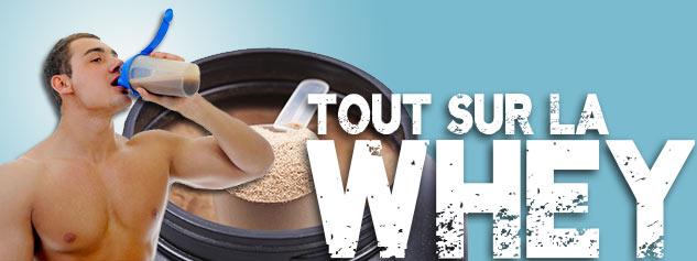 Tout sur la Whey : Comment la choisir par le Blog rue-du-bien-etre.com