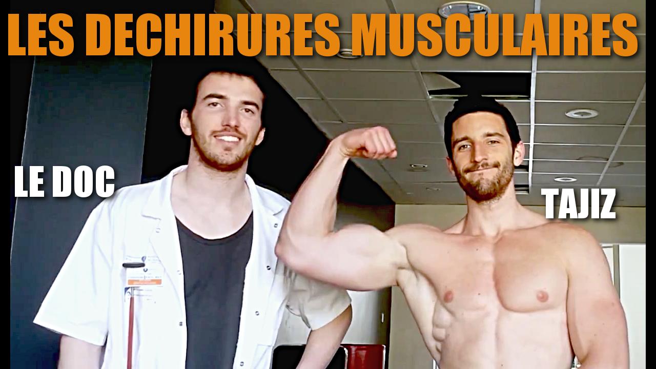 Les Déchirures Musculaires par le Doc Paul Matthieu CHIARONI