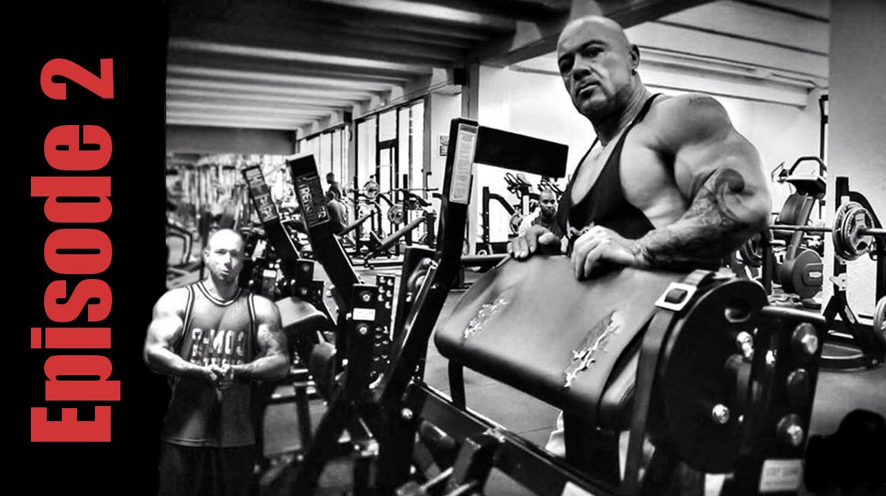 """Je deviens Bodybuilder : Episode 2 """" Réussir sa séance de musculation """" Avec Patrick OSTOLANI"""