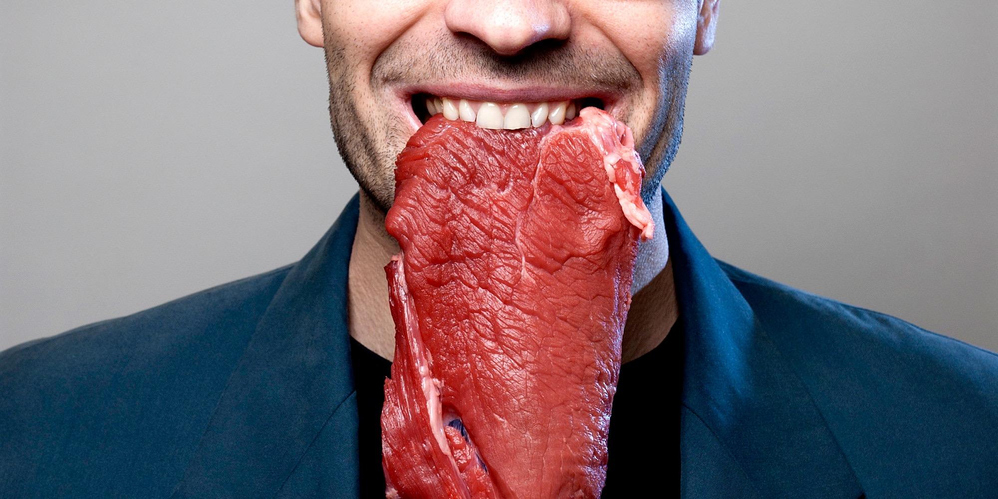 Scandale sur la qualité de la viande. Par michael Gundill