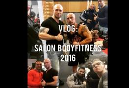 vlog bodyfitness 2016