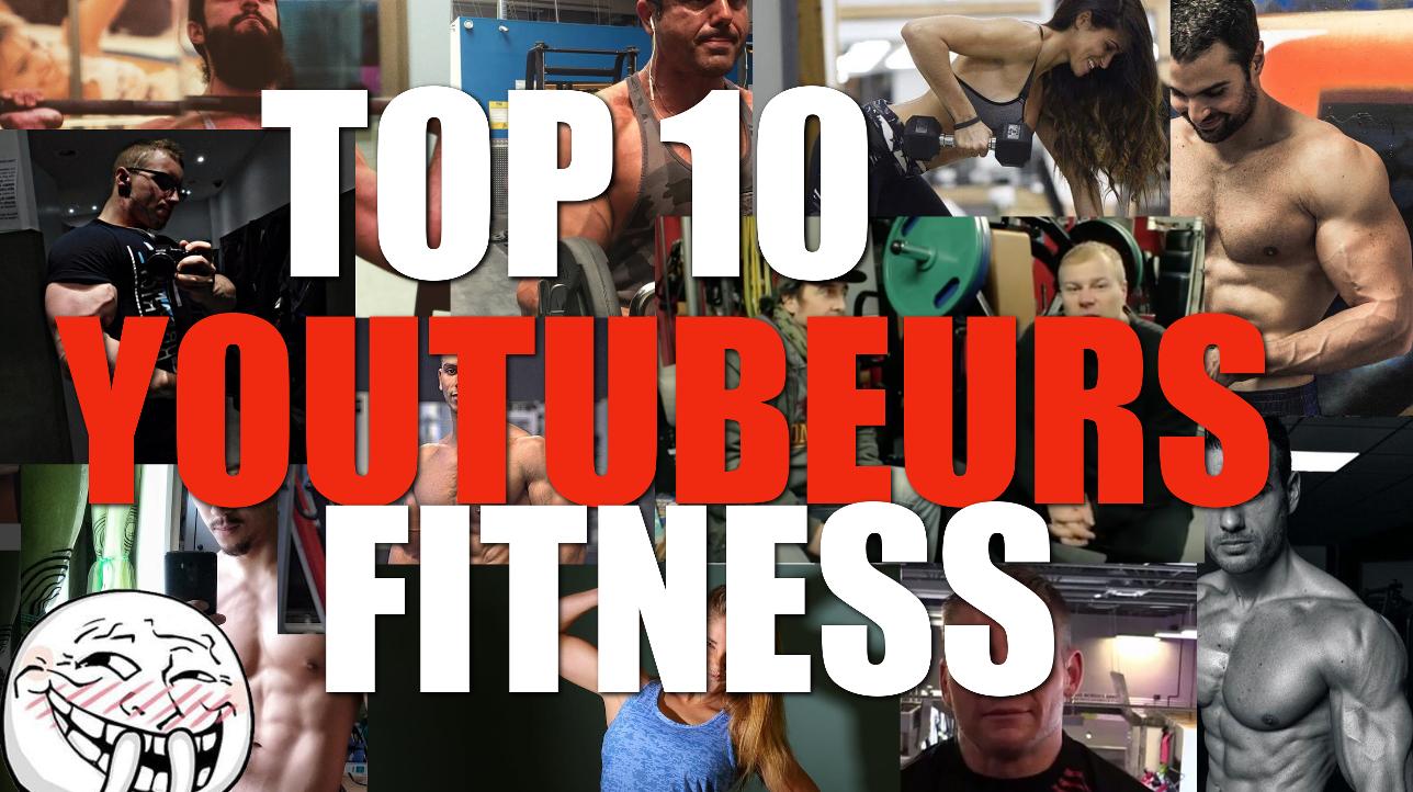 TOP 10 des Chaines Fitness Francophones ( Avec Jean Troll)
