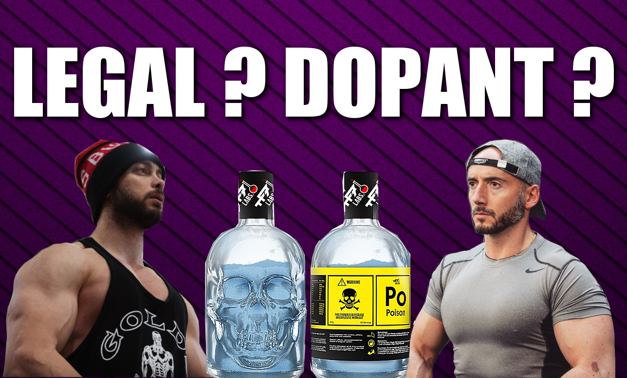 FHTG /ALL MUSCULATION: LE BOOSTER POISON : LEGAL? DOPANT? ft Jean Troll