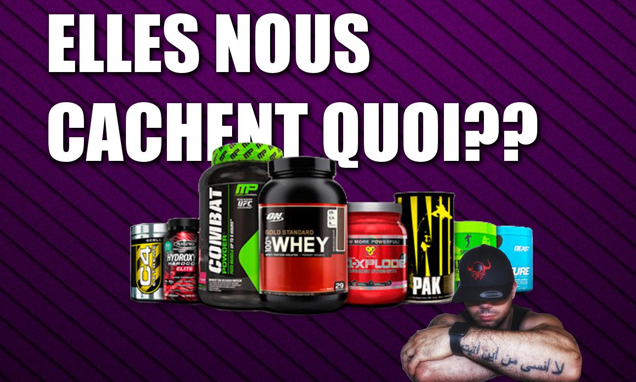 Les complements alimentaires : ON NE NOUS DIT PAS TOUT ! feat Jean Troll