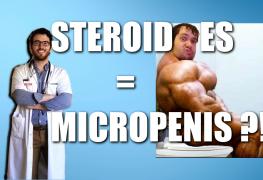 Stéroïdes taille du pénis
