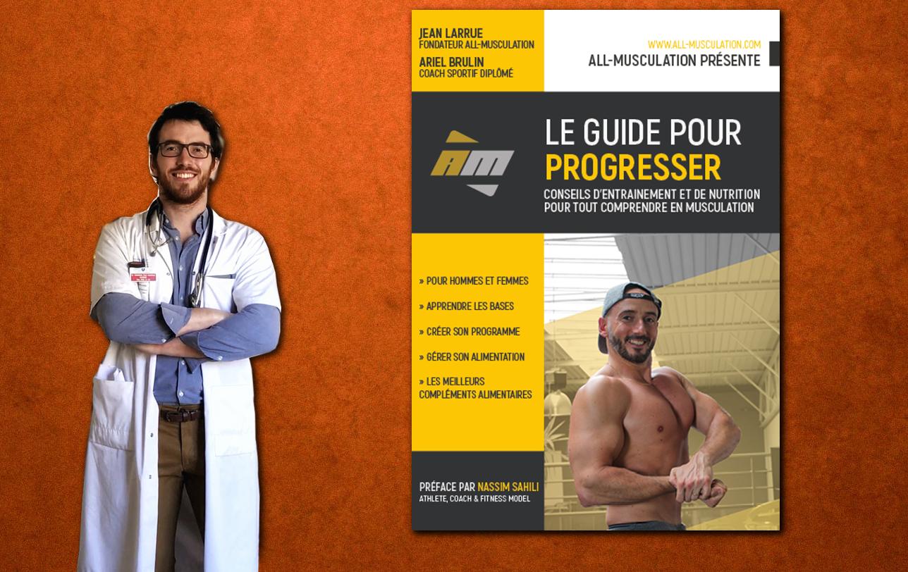 « LE GUIDE POUR PROGRESSER » – Critique du livre de All-Musculation #2