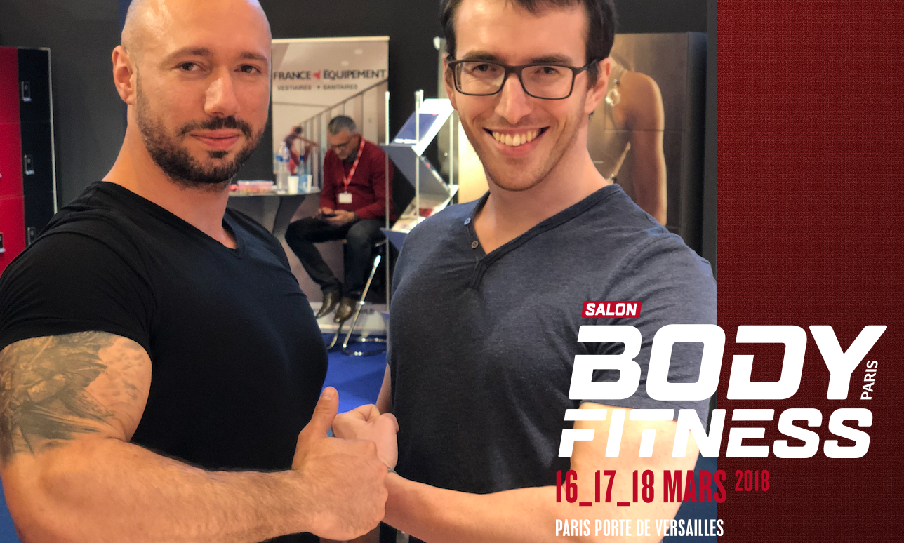 SALON DU BODYFITNESS PARIS 2018 : CA TOURNE  BIEN !