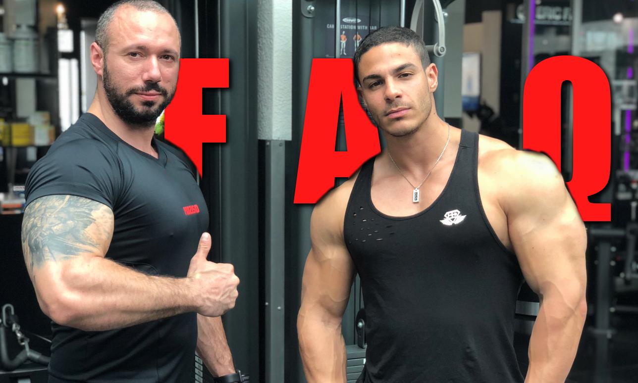 Fitness : FAQ avec loic Zine