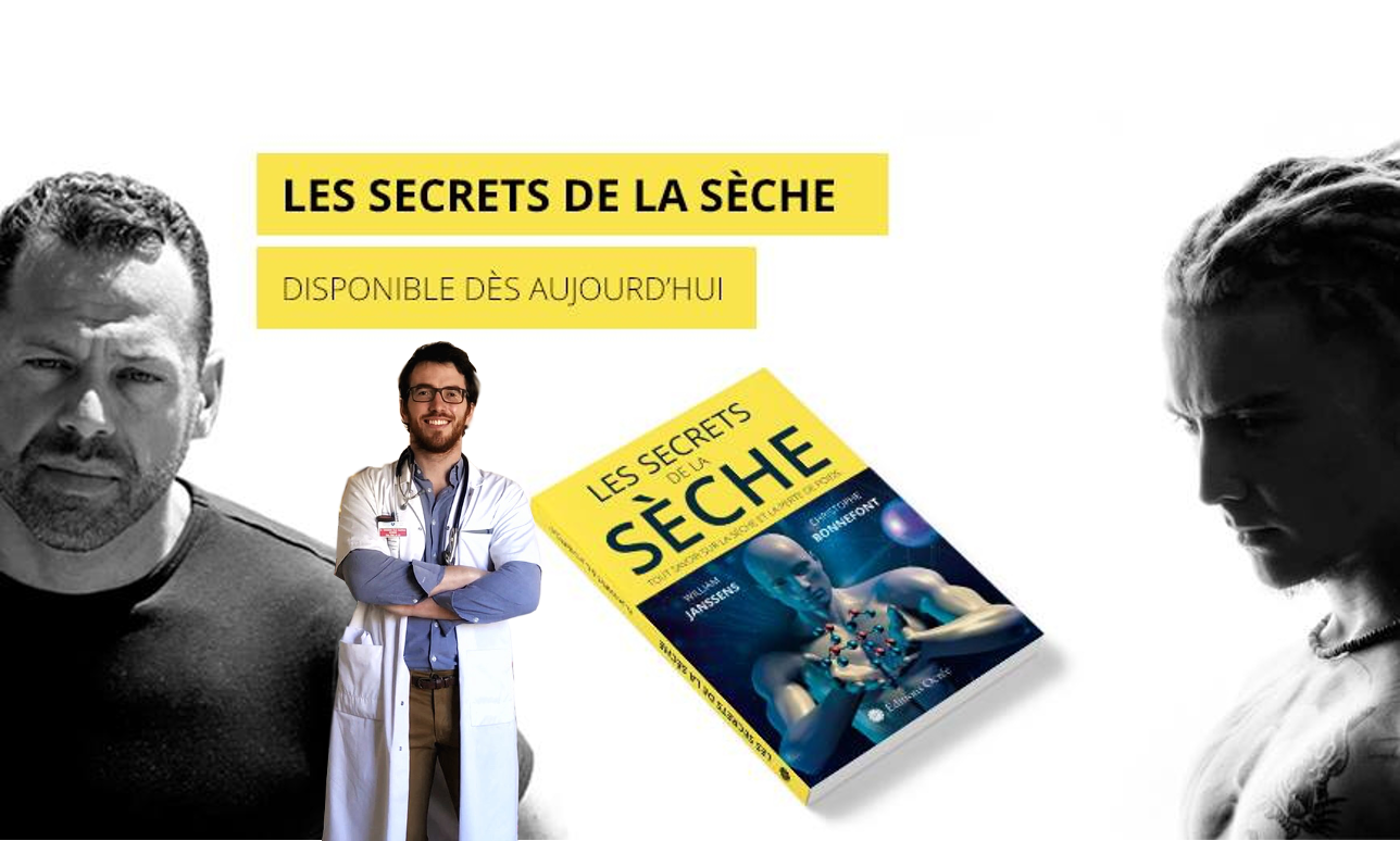 LES SECRETS DE LA SECHE – REVIEW DU DOC' – Will Janssen / Christophe Bonnefont