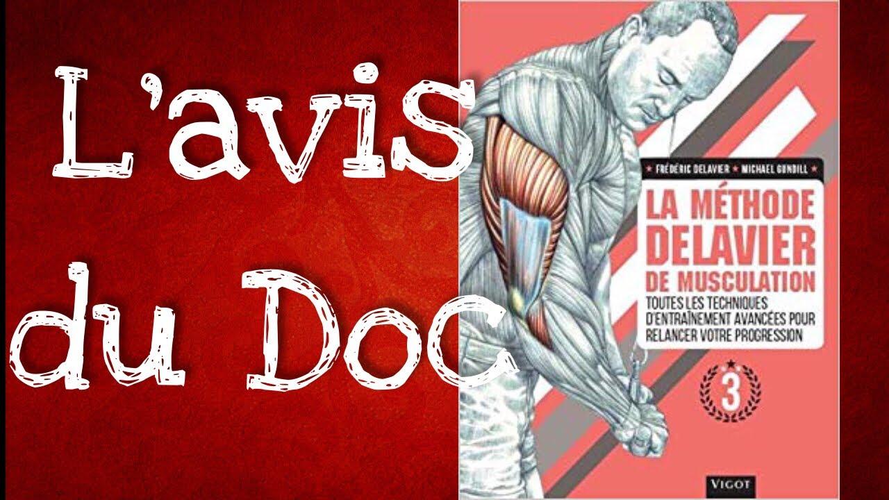 La METHODE DELAVIER 3 – Avis du Doc'