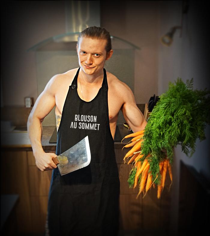 Les recettes végétales riches en protéine par Blouson au Sommet