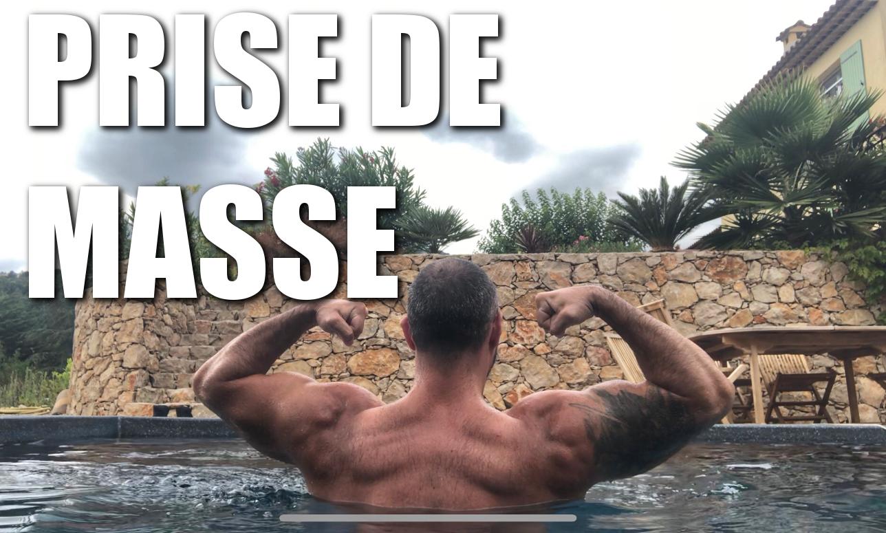 JE SUIS MAIGRE , JE VEUX PRENDRE DE LA MASSE : NE FAIS PAS COMME MOI !!