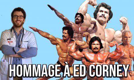 MORT d'Ed CORNEY , Bodybuilder l'Age d'Or : rupture d'anévrysme