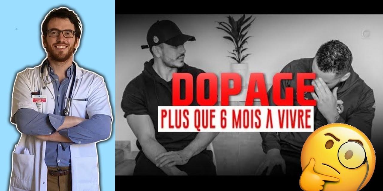 """Réaction à la video de Bodytime  : """"DOPAGE, ON LUI ANNONCE QU'IL LUI RESTE 6 MOIS À VIVRE"""""""